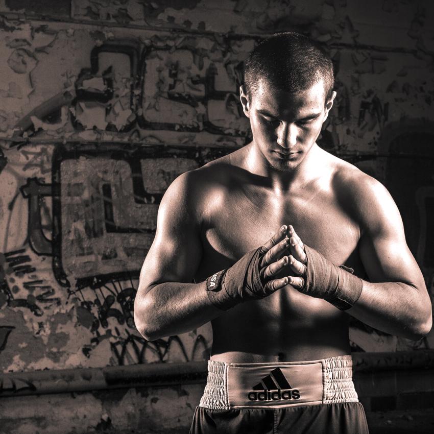 Boxer Ali Wisaitow