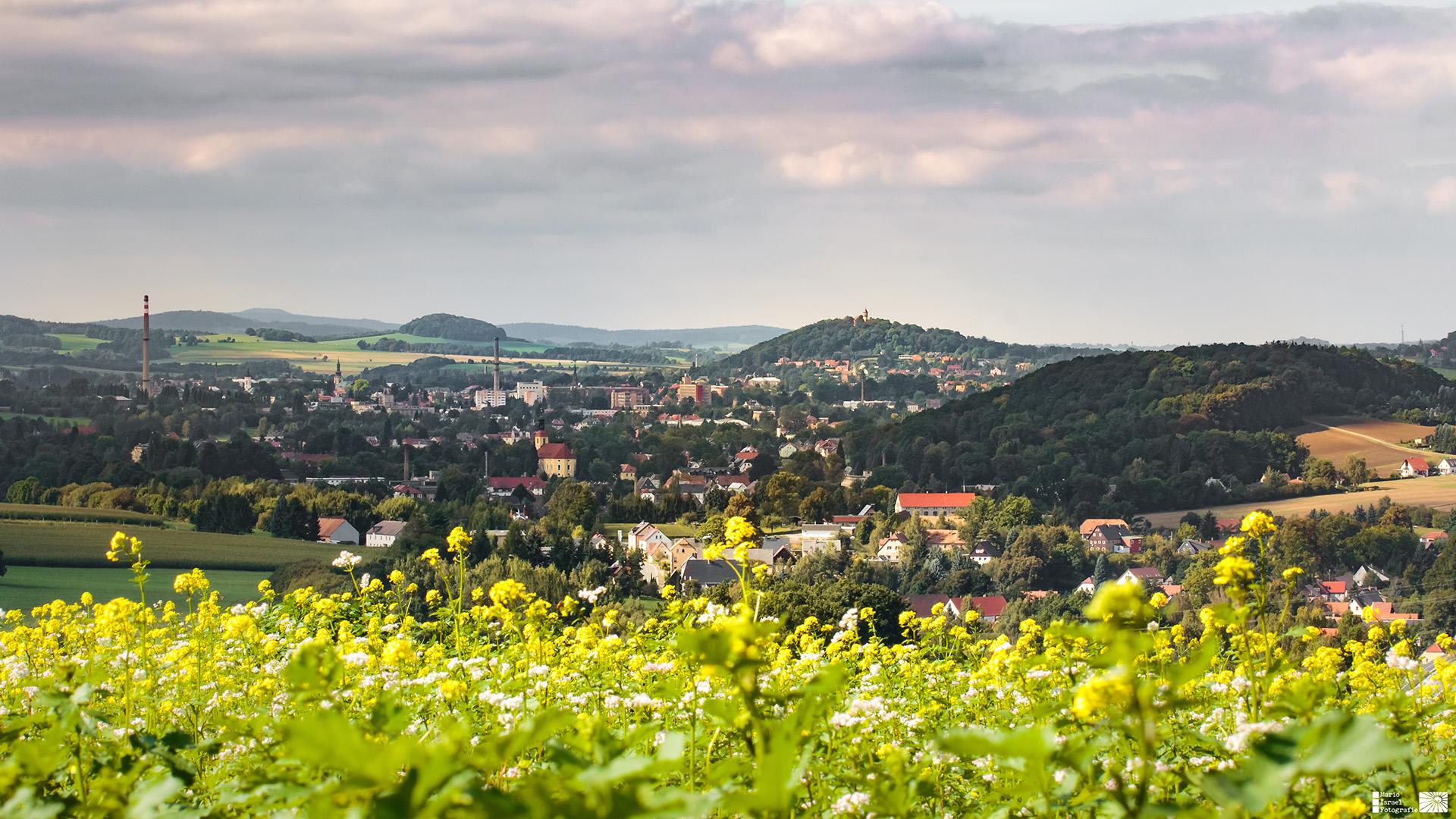 Großschönau, Varnsdorf & Burgsberg