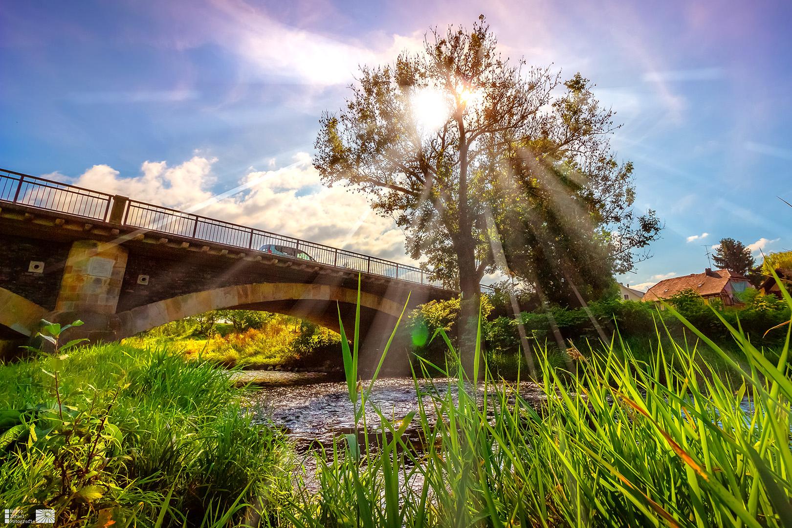 Mandaubrücke in Hörnitz
