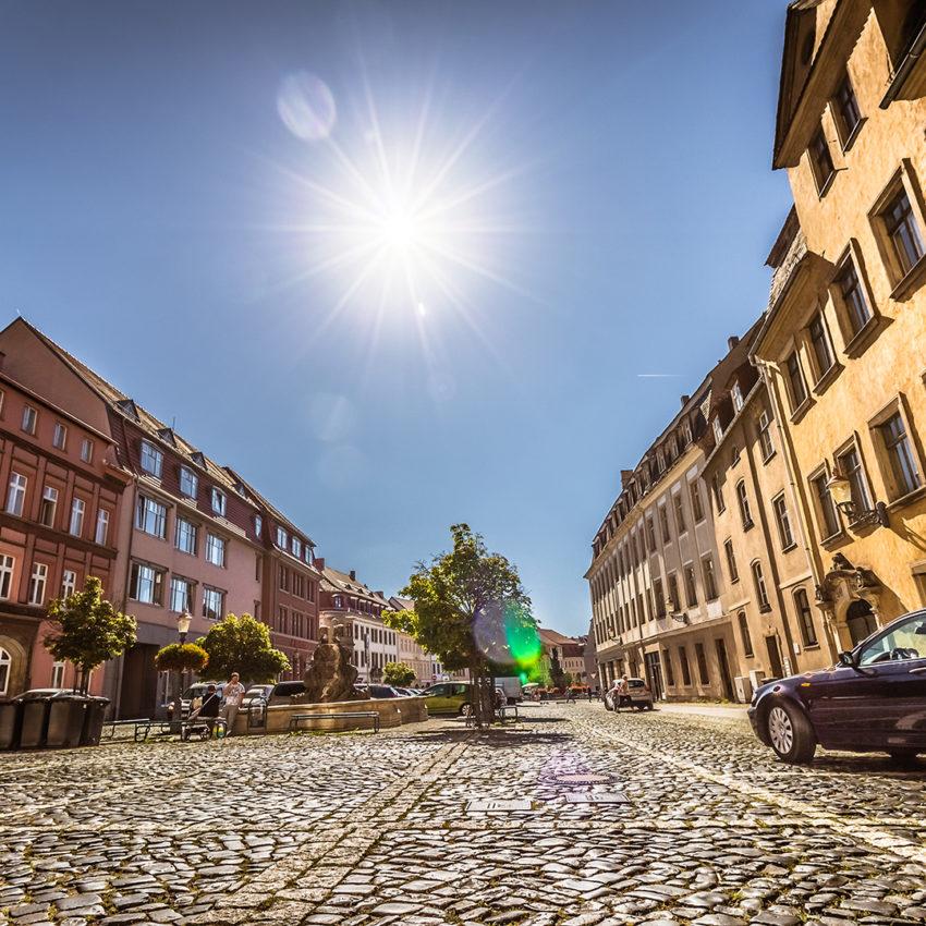Die Zittauer Neustadt