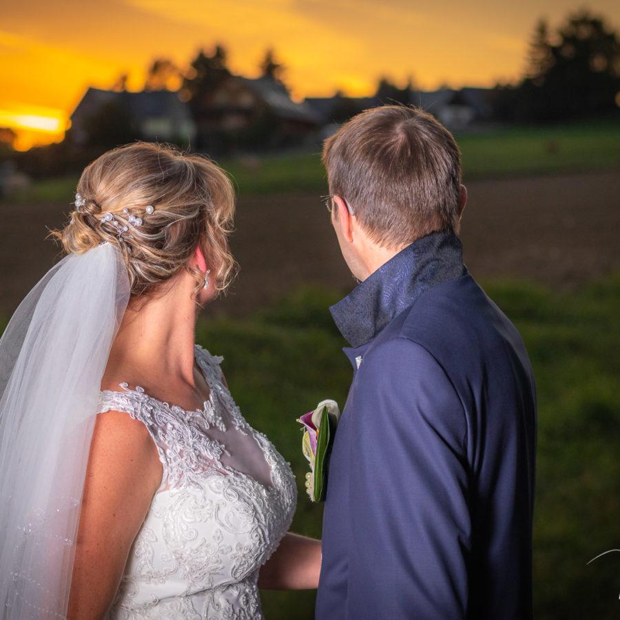 Hochzeit in Hainewalde