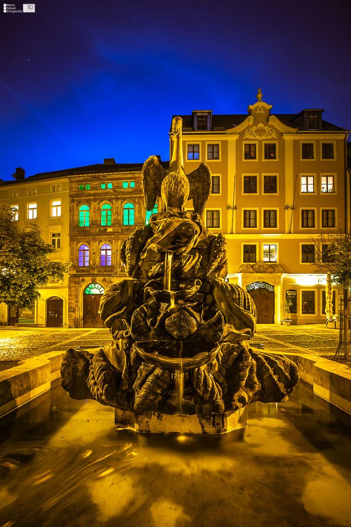 Der Schwanenbrunnen