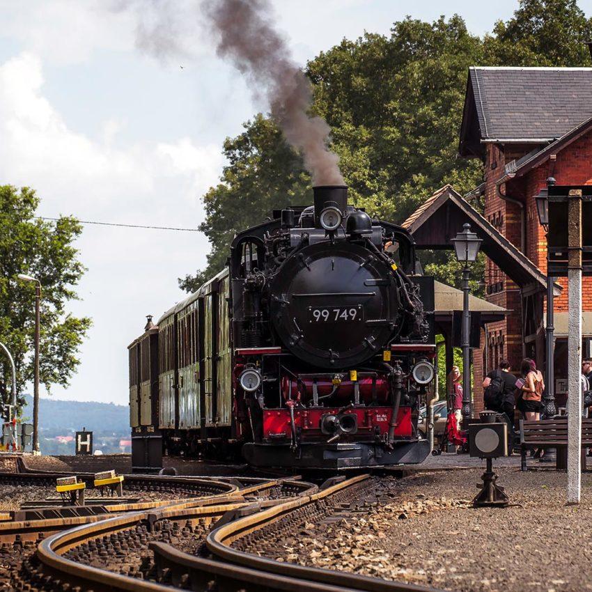 Bahnhof Bertsdorf