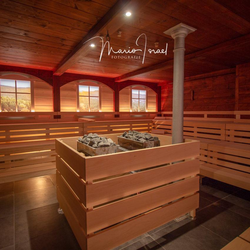 STADTBAD ZITTAU - finn. Sauna