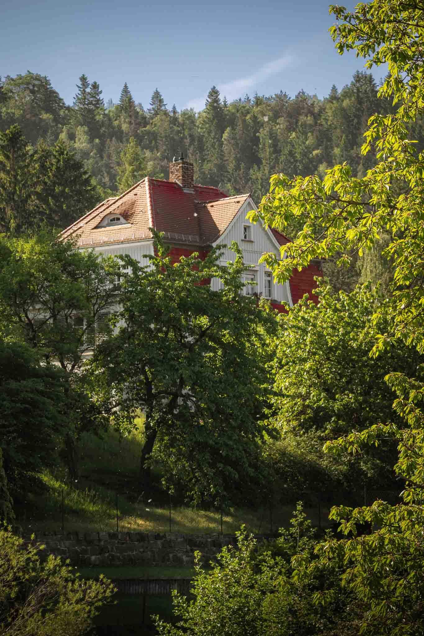 Villa Zittauer Gebirge Jonsdorf