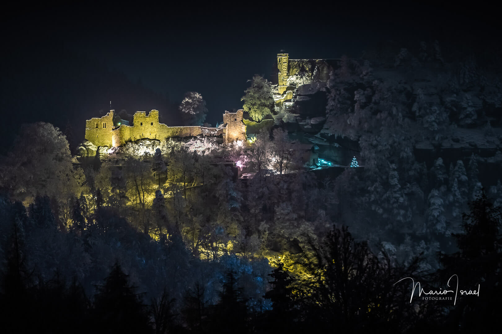 Burg- und Klosteranlage Oybin
