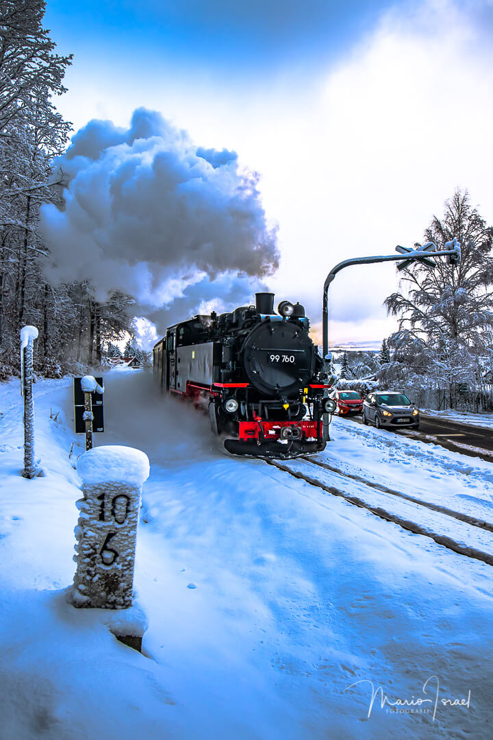 Bimmelbahn in Oybin